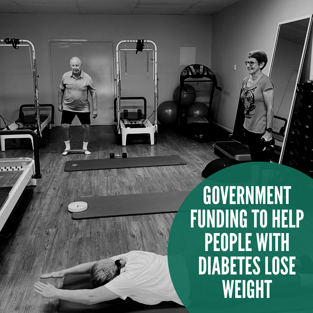 Read more about the article Government funding to help people with diabetes lose weight